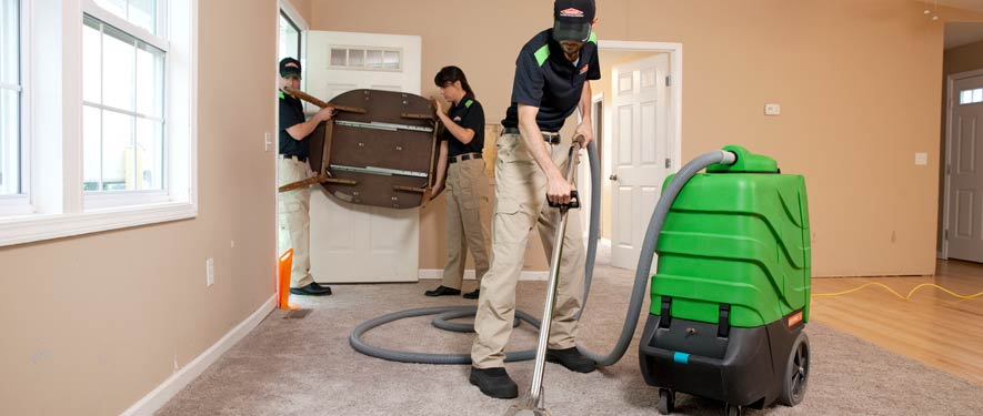 Augusta, ME residential restoration cleaning